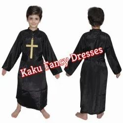 Kids Priest Costume