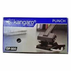Manual Kangaro Dp-800 Punch Machine, Model Name/number: 376224