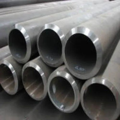 Round 6m Carbon Steel Seamless Pipe, Steel Grade: A106, for Industrial