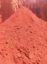 Special Red Soil (clay) for Cricket Pitch