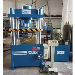 Piller Type Hydraulic Press