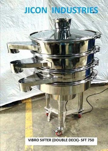 Vibratory Sieve Machine