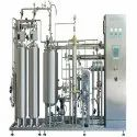 Stainless Steel Waste Water Treatment Plant