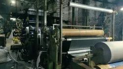 Second Hand PVC Calendaring Line Machinery, Two Roll