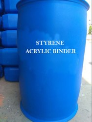 Styrene Acrylic Binder