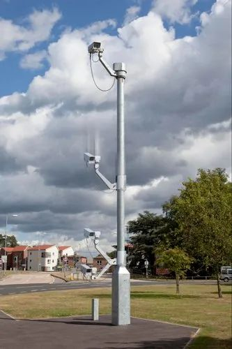 CCTV Camera Poles - Security Camera Poles Manufacturer from Chennai
