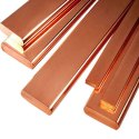 Copper EC Grade Flat Bar