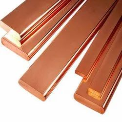 Copper EC Grade Flat Bar