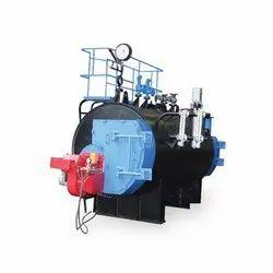 Oil Fired IBR Steam Boiler