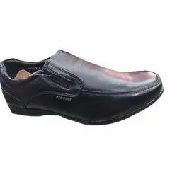 Leather Black Red Chief Formal Shoes, Size: 6-11