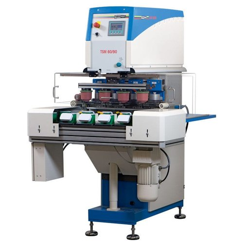 Manufacturer of Printing Machines & Pad Printing Inks by