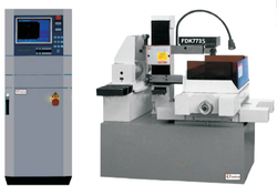 Automatic Fostex CNC Wire Cut EDM Machine, Model: FDK-7735