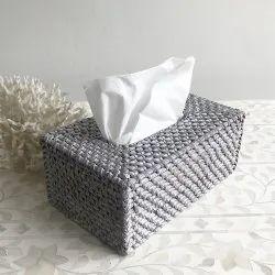 Face Tissue Box