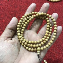 108 Bead Mala Sandalwood Chinese Prayer Beads