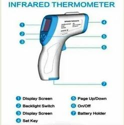 Infrared Thermometer for COVID 19 - Used In Home, Office, Clinic, Hospital