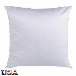 White Cushion Cover