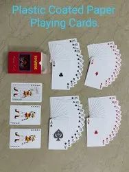 Paper Card Board Plastic Playing Cards