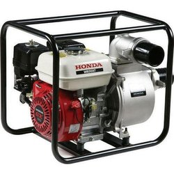 Single Phase Petrol Honda Power Pumps WB30X, Gx 160, Air Cooled