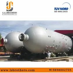 Pressure Vessels for Cement Industry