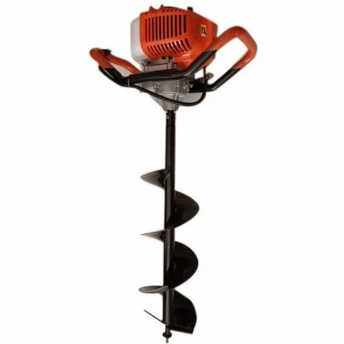 Petrol Operated Manual Earth Auger