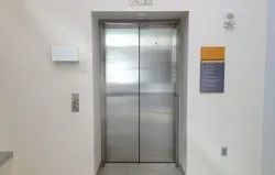 Polished Stainless Steel Residential Elevator