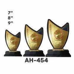 AH - 454 Wooden Trophy