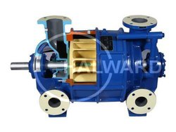 Liquid Ring Vacuum Pump - Water, Oil or Solvent