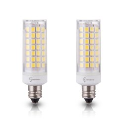 LumenBasic Cool White Dimmable Halogen Replacement Light Bulbs