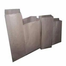 Kraft Paper Grocery Packaging Bag
