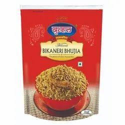 Khushhal Bikaneri Bhujiya, Packaging Size: 320g