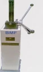 Manual Notch Broaching Machine : BMF
