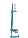 Mild Steel Foot Operated Hand Sanitizer Stand