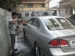 Good Type Of Washing: Exterior Honda car washing, in jaipur, Service Centre