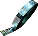 Holographic Strip