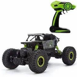3 Aa Plastic Kids Remote Control Car