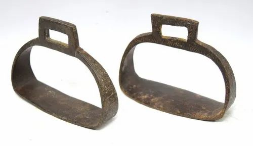 Collectible Vintage Horse Pedal Stirrup