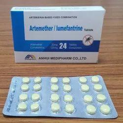 Artemether/Lumefantrine
