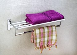 Square Folding Towel  Rack