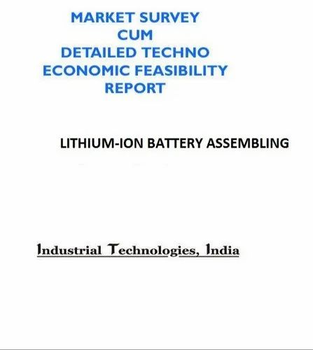 Project Report on Lithium Ion Battery Assembling