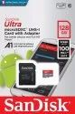 Sandisk 128 GB Memory Card Class 10