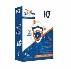 K7 Total Security 1 pc 1 year Latest ( Instant Email Delivery of Key in 30 Minutes )