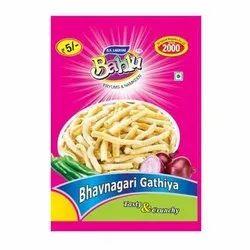 6 Months Bablu Bhavnagari Gathiya, Packet, 30 G