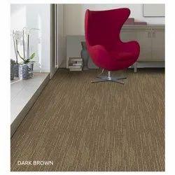 Solarbrite Splendour Dark Brown Floor Carpet