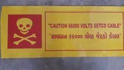 Premium  LDPE Quality Caution Tape