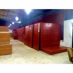Rectangular Shape Shuttering Plywood