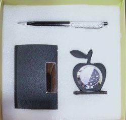 Card Holder, Table Watch, Pen