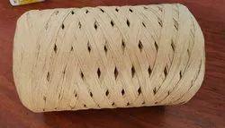 Brown Natural Paper Raffia, For Weaving