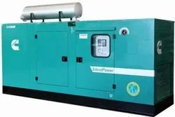 75 Silent 140KVA Generator on Hire in Aligarh, For Commercial, in Pan India