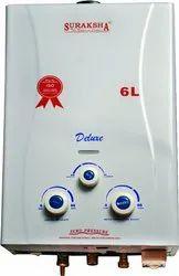 Suraksha Deluxe Gas Geyser