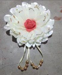 White Garment Flowers